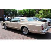 1979 Lincoln Mark V Cartier Edition  CLASSIC CARS TODAY