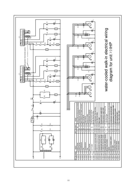 walk in freezer evap coil wiring diagram wiring diagram