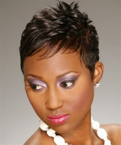 pixie haircuts for black women cute short spiky pixie haircuts newhairstylesformen2014 com