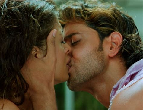 video film india hot kiss hrithik hot kiss in indiain styles