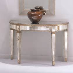 bassett mirror borghese console table contemporary