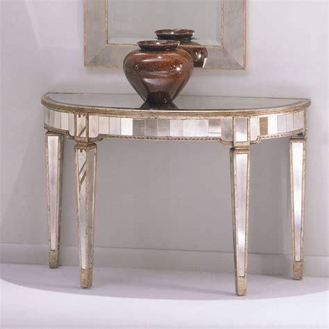 Console Table Bassett Mirror Borghese Console Table Contemporary