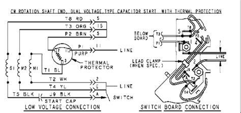 general electric motor wiring diagram emerson electric motors wiring diagrams ge wiring diagrams