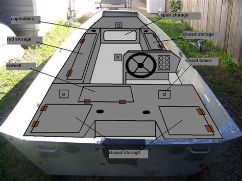 jon boat deck layout 427 best ideas about jon boat on pinterest duck boat