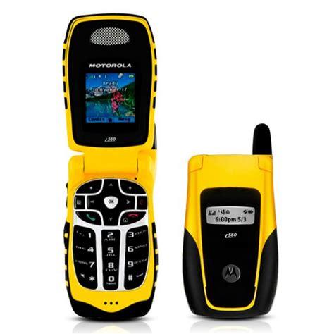 motorola rugged phone nextel i560