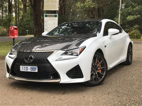 lexus rcf lexus rcf carbon edition review motoringuru com au
