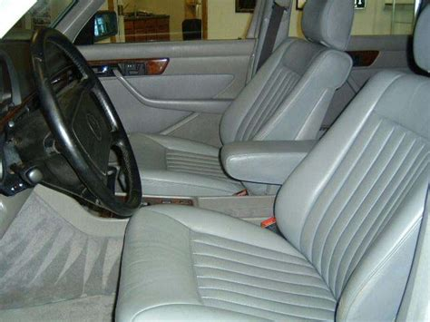 mercedes upholstery mercedes benz s class 1981 1991 w126 seats belts