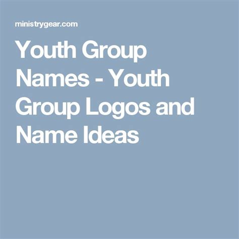 youth ideas 25 best ideas about youth names on