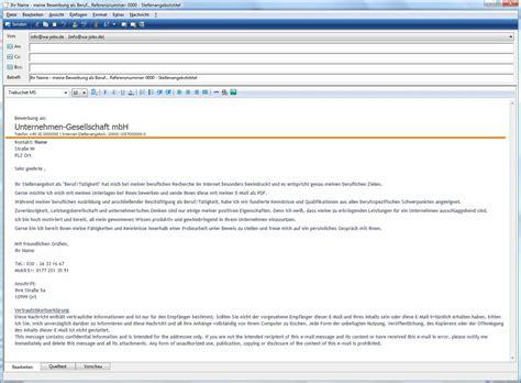 Bewerbungsunterlagen Verschicken Bewerbung Per E Mail Wa Arbeitsvermittlung Berlin