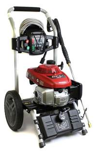 Honda Gcv160 Power Washer Powerstroke Ps80943 2 700 Psi 2 3 Gpm Gas Powered Pressure