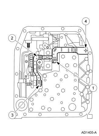 hayes car manuals 2004 ford e250 transmission control where is the ecp solenoid located in a 4r75w overdrive transmission been searching for diagrams
