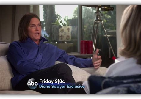 whats going on with bruce jenner wait s almost over for diane sawyer s tell all bruce