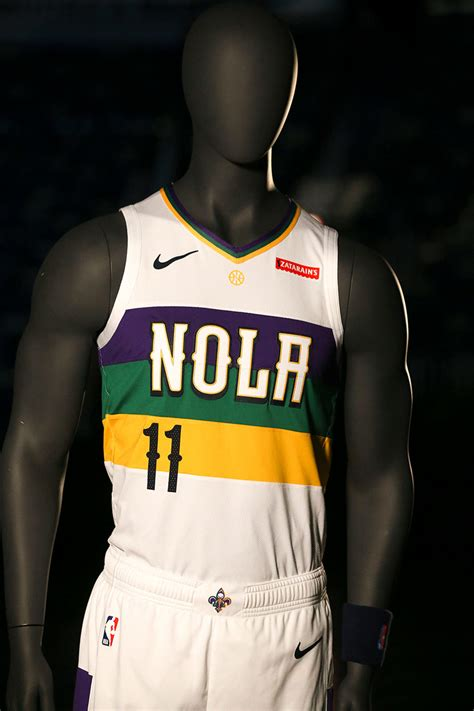 new orleans pelicans colors new orleans pelicans unveil nike city edition