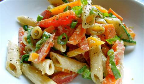 hair pasta vegetarian recipes recipe vegetable pasta news