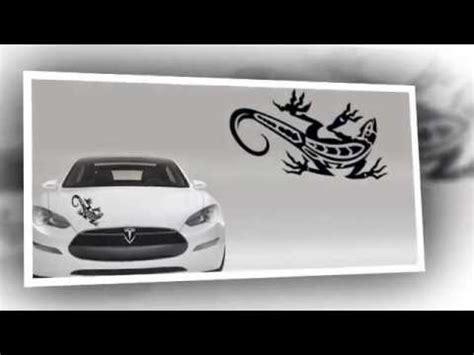 car hood stickers design youtube