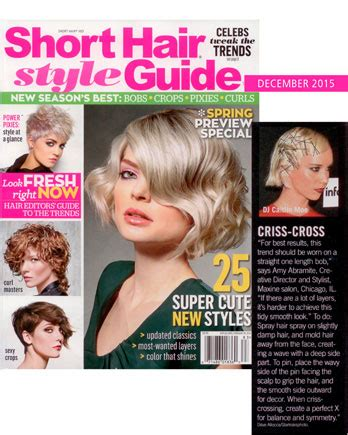 short hair style guide magazine hairstyles guide magazine hairstyles by unixcode