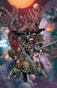 Guardians of the galaxy earth 616 marvel comics database
