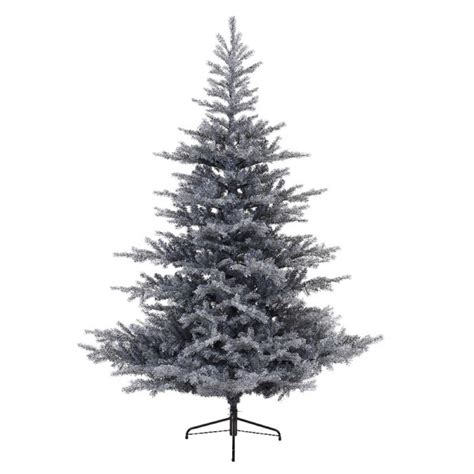 kaemingk everlands frosted grandis fir christmas tree