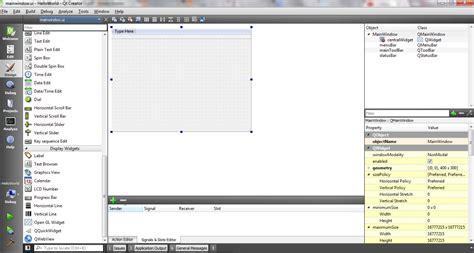 qlabel layout digital sains insert qlabel dengan image pada qt designer