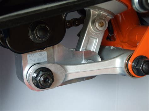 Enduro 125 Tieferlegen tieferlegungen f 252 r ktm modelle metisse gaskrank magazin