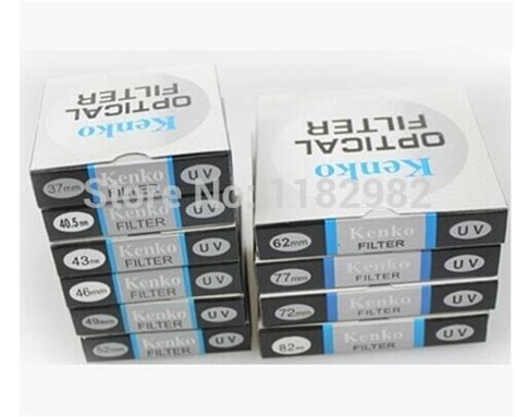 Filter Uv Kenko 43mm lens filter kenko uv filter 37mm 40 5mm 43mm 46mm 49mm