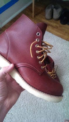 Wing 9105 Toe Copper Worksmith s t y l e on