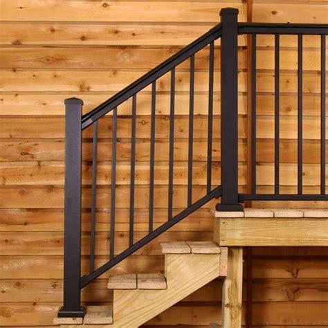 tipos de barandillas barandillas escaleras espaciohogar