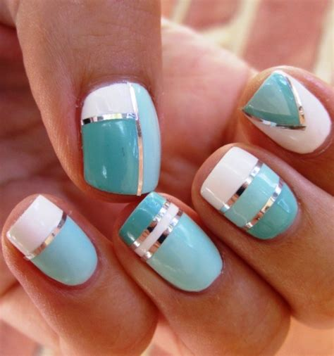 25 cool nail designs 2017 you can do at home sheideas