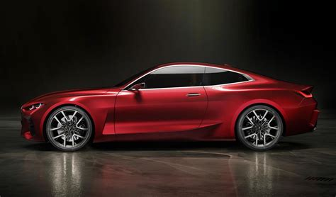 bmw concept  revealed previews   series