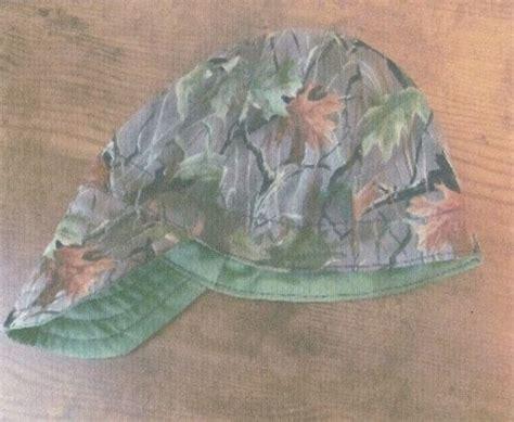 welding hat pattern pdf 43 best how to make a welders cap images on pinterest
