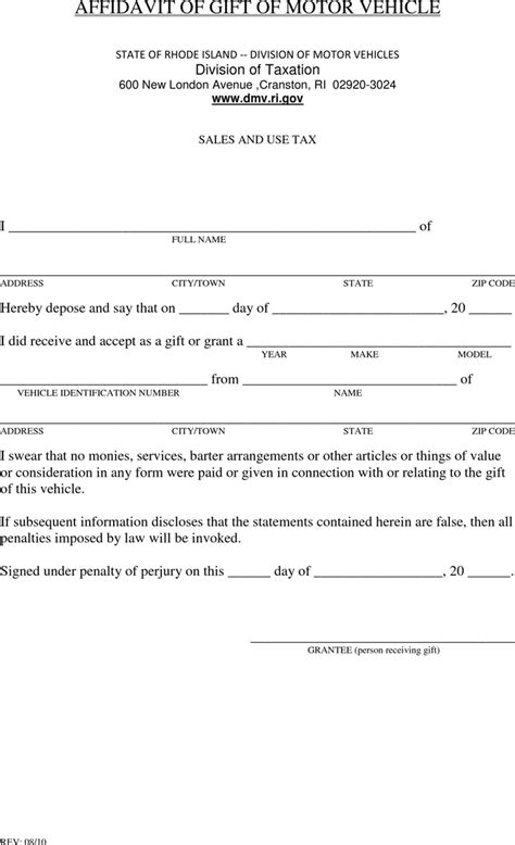 format in word templates sle car gift affidavit format india gift ftempo