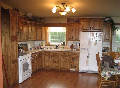 kitchen cabinets pine home improvements refference update knotty pine kitchen