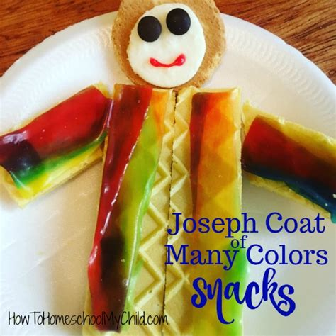 joseph and the coat of many colors joseph coat of many colors craft snack vbs crafts snacks