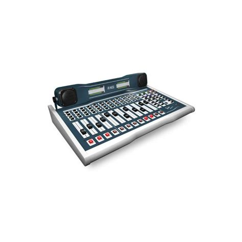 broadcast mixing console aeq bravo tt on air broadcast mixing console radio