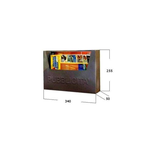 cassetta pubblicità cassetta postale mod pubblicit 224