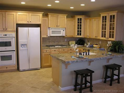 light wood kitchen cabinets pictures of kitchens 26 08 2013 smiuchin