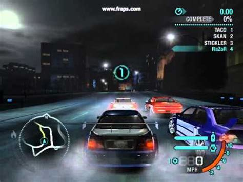 nfs carbon how to get bmw m3 gtr need for speed carbon bmw m3 gtr reward card