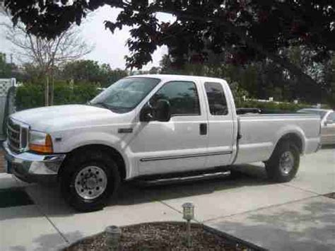 f250 long bed sell used ford f250 triton super duty long bed quad cab