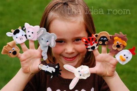 finger puppets diy finger puppets 171 eco felt crafts