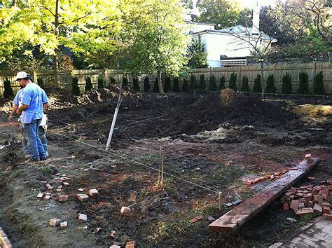 Garden Renovation Ideas Garden Renovation Primer Building A Sunken Garden House New Garden