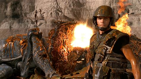 starship troopers paul verhoeven braces fans for donald trump s starship troopers space