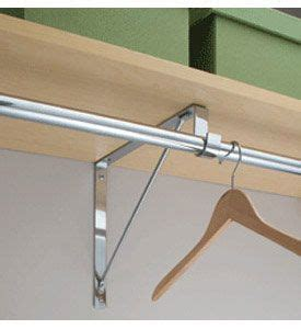 Ceiling Closet Rod Support Brackets by 64 Best Images About Dressing Room On Shoe