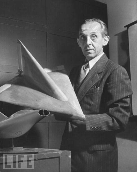 Alexander Lippisch and the Li P.04-106 Flying Wing Fighter
