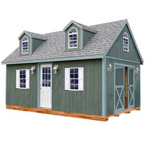 Best Sheds by Shop Best Barns Arlington With Floor Gable Engineered Wood