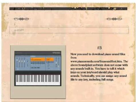 learn piano using computer keyboard how to learn piano using a computer keyboard how to play