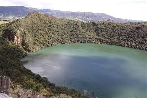 Tranquil Color Paint by Day Trips From Bogot 225 Guatavita And Guativita Lake
