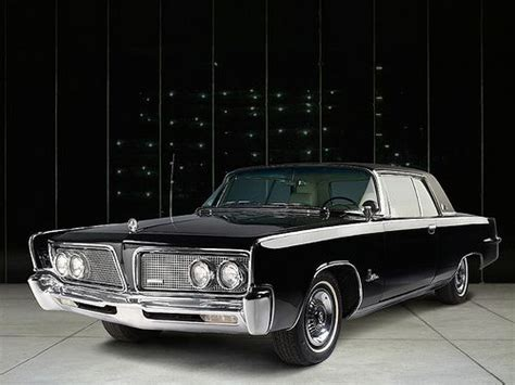 64 Chrysler Imperial by 64 Chrysler Imperial Crown Automobiles