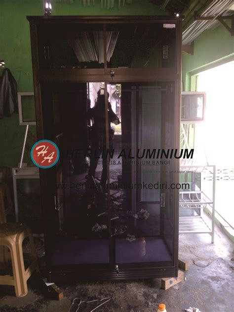 Etalase Aluminium Di Surabaya harga etalase kaca surabaya harga yos
