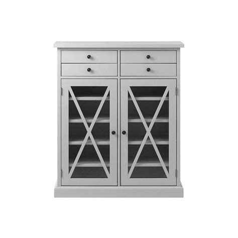 home decorators collection cabinets home decorators collection hton grey storage cabinet