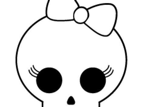 girly skull drawings    clipartmag